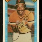 SAN FRANCISCO GIANTS VIDA BLUE 1979 KELLOGGS 3-D SUPER STARS # 23 B NR MT