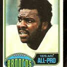 DENVER BRONCOS RILEY ODOMS ALL PRO 1976 TOPPS # 320 VG/EX