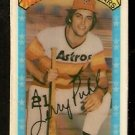 HOUSTON ASTROS TERRY PUHL 1979 KELLOGGS 3-D SUPER STARS # 33 A NR MT