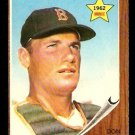 BOSTON RED SOX DON GILE 1962 TOPPS # 244 EM+/NM
