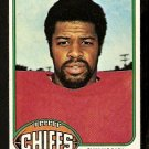 KANSAS CITY CHIEFS WOODY GREEN 1976 TOPPS # 336 NR MT