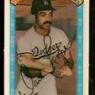 LOS ANGELES DODGERS DAVE LOPES 1979 KELLOGGS 3-D SUPER STARS #  52 NM