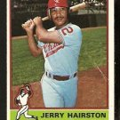 CHICAGO WHITE SOX JERRY HAIRSTON 1976 TOPPS # 391 G/VG