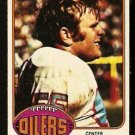 HOUSTON OILERS CARL MAUCK 1976 TOPPS # 357 EX/EM