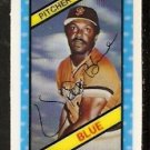 SAN FRANCISCO GIANTS VIDA BLUE 1980 KELLOGGS 3-D SUPER STARS # 42 NR MT