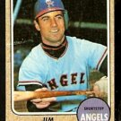 CALIFORNIA ANGELS JIM FREGOSI 1968 TOPPS # 170 F/G