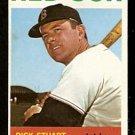 BOSTON RED SOX DICK STUART 1964 TOPPS # 410 EX MT
