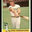 PITTSBURGH PIRATES BOB ROBERTSON 1976 TOPPS # 449 VG