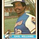 ATLANTA BRAVES EARL WILLIAMS 1976 TOPPS # 458 EM/NM