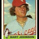 CHICAGO WHITE SOX BART JOHNSON 1976 TOPPS # 513 EM+/NM