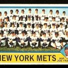 NEW YORK METS TEAM CARD 1976 TOPPS # 531 good