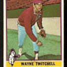 PHILADELPHIA PHILLIES WAYNE TWITCHELL 1976 TOPPS # 543 EM/NM