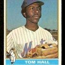 NEW YORK METS TOM HALL 1976 TOPPS # 621 VG
