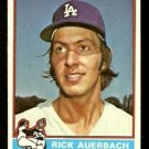 LOS ANGELES DODGERS RICK AUERBACH 1976 TOPPS # 622 EX/EM