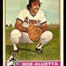 CALIFORNIA ANGELS BOB ALLIETTA 1976 TOPPS # 623 EM