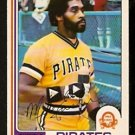 PITTSBURGH PIRATES MIKE EASLER 1982 OPC O PEE CHEE # 235 NR MT