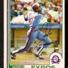 MONTREAL EXPOS ANDRE DAWSON 1982 OPC O PEE CHEE # 379