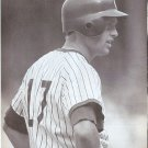 CHICAGO CUBS MARK GRACE 1989 PINUP PHOTO