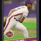 NEW YORK METS RON DARLING 1986 LEAF # 221