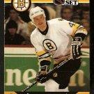 BOSTON BRUINS BOB SWEENEY 1990 PRO SET # 15