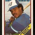 TORONTO BLUE JAYS GEORGE BELL 1988 OPC O PEE CHEE # 173