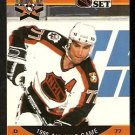BOSTON BRUINS RAY BOURQUE 1990 PRO SET # 357