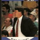 BOSTON BRUINS MIKE MILBURY 1990 PRO SET # 661