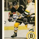 BOSTON BRUINS BOB CARPENTER 1990 UPPER DECK # 158