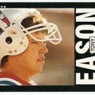 NEW ENGLAND PATRIOTS TONY EASON 1985 TOPPS # 323