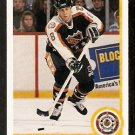 BOSTON BRUINS CAM NEELY 1990 UPPER DECK # 493