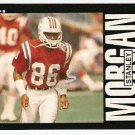 NEW ENGLAND PATRIOTS STANLEY MORGAN 1985 TOPPS # 329