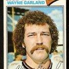 CLEVELAND INDIANS WAYNE GARLAND 1977 TOPPS # 33 good