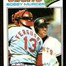 SAN FRANCISCO GIANTS BOBBY MURCER 1977 TOPPS # 40 G/VG