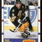 BOSTON BRUINS CAM NEELY BANGER 1990 SCORE # 340