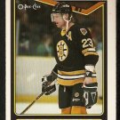 BOSTON BRUINS CRAIG JANNEY 1990 OPC O PEE CHEE # 212