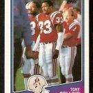 NEW ENGLAND PATRIOTS TONY COLLINS 1988 TOPPS # 178