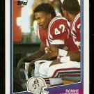 New England Patriots Ronnie Lippett 1988 Topps Football Card # 187