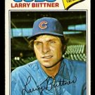 Chicago Cubs Larry Bittner 1977 Topps Baseball Card # 64 vg
