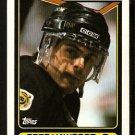 Boston Bruins Greg Hawgood 1990 Topps Hockey Card # 236