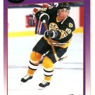 Boston Bruins Dave Poulin 1991 Score Hockey Card 232
