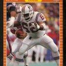 New England Patriots Sean Farrell 1989 Pro Set Football Card 248