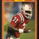 New England Patriots Fred Marion 1989 Pro Set Football Card 253