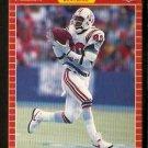 New England Patriots Irving Fryar 1989 Pro Set Football Card 468