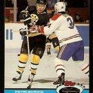 Boston Bruins Petri Skriko 1991 Topps Stadium Club Hockey Card 315