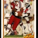 New England Patriots John Stephens 1991 Upper Deck Football Card 467