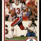 New England Patriots Tommy Hodson 1991 Upper Deck Football Card 480