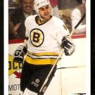 Boston Bruins Vladimir Ruzicka 1991 Upper Deck Hockey Card 288