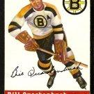 BOSTON BRUINS BILL QUACKENBUSH 1954 TOPPS # 49 EX/EM