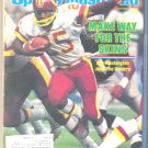 1983 SI REDSKINS NHL PREVIEW NEBRASKA CORNHUSKERS MIKE ROZIER TRIATHLON
