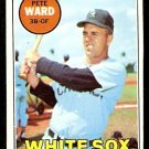 CHICAGO WHITE SOX PETE WARD 1969 TOPPS # 155 VG